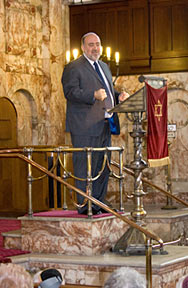 Israeli Ambassador in Southport