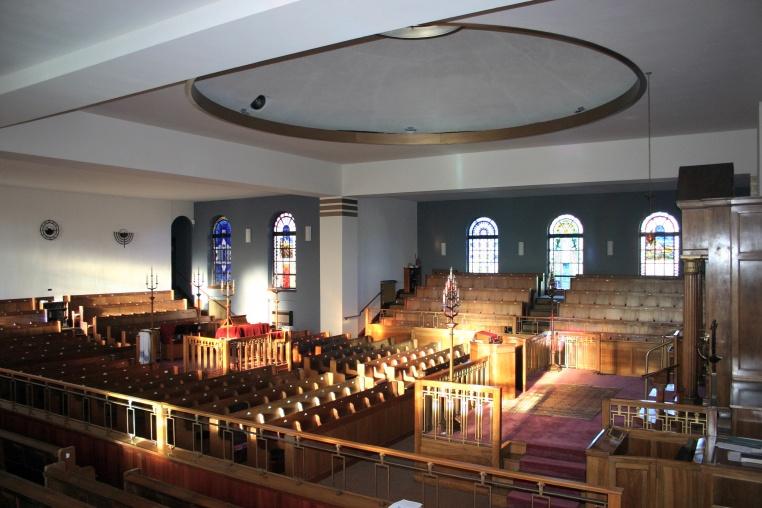 synagogue visit essay