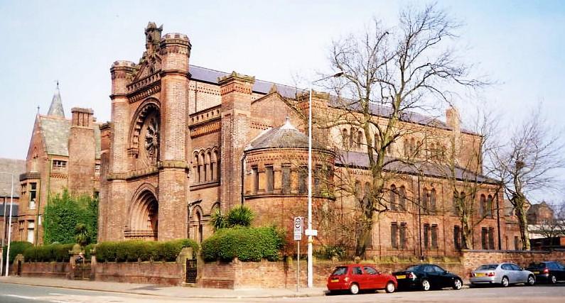 Αποτέλεσμα εικόνας για Princes Road Synagogue