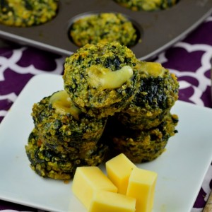Cheese-Spinach-Quinoa-Bites