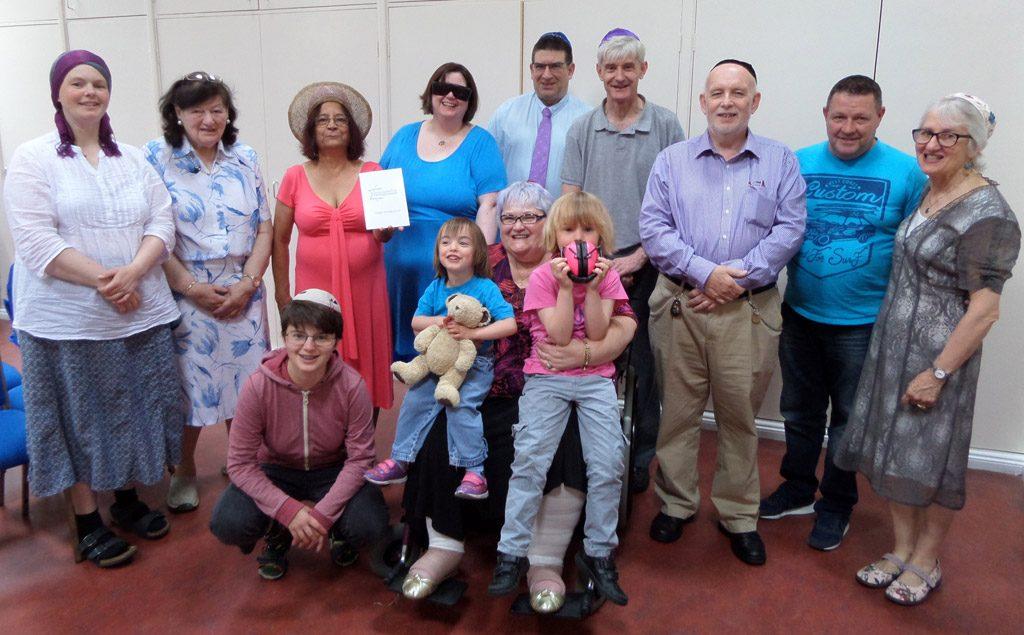 Durham & NE liberal jewish community July 2016
