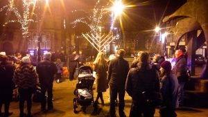 Chanukah 2017 in Chester