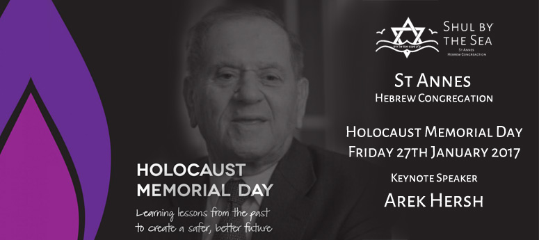 St Annes first Holocaust Memorial Day