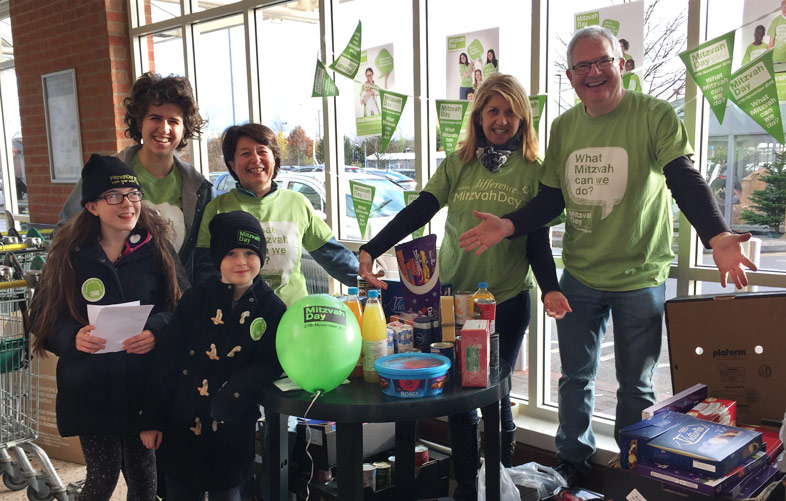 Your Liberal Jewish Community Mitzvah Day