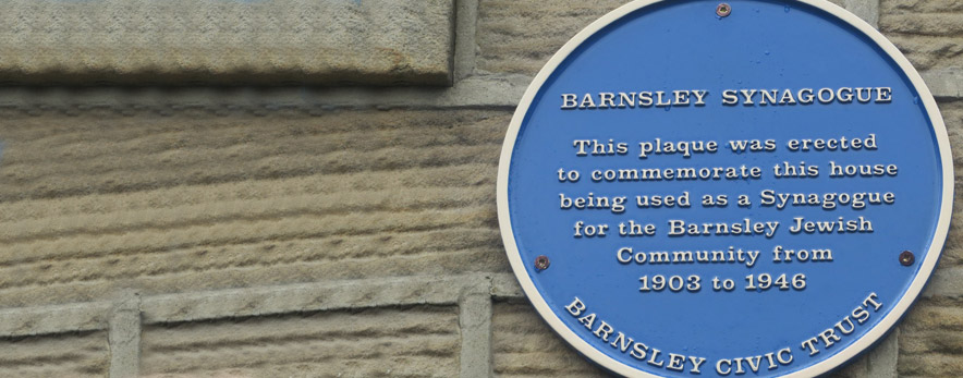 Blue Plaque for Barnsley